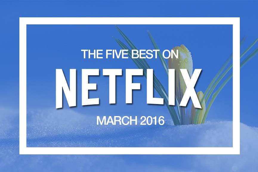 Netflix UK - New Releases November 2016