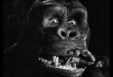 King Kong special effects