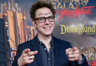 James Gunn directing Suicide Squad 2